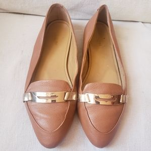 """Coach """"Ruthie"""" driving shoes, 8.5"""